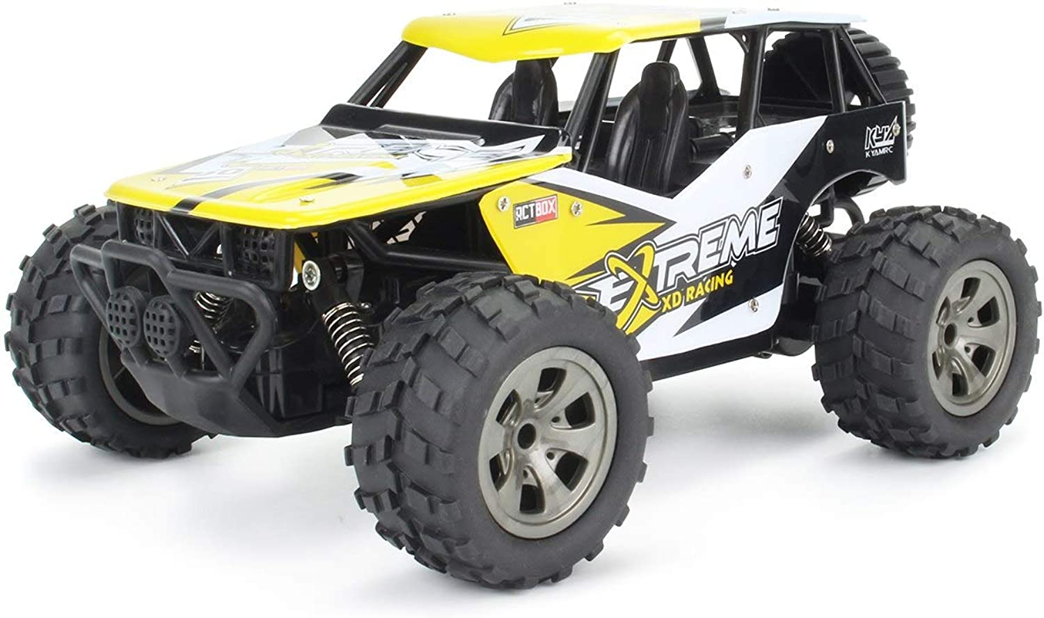 Generic New Rc Car 2.4g 18km h High Speed Racing Car Climbing Remote Control Car Rc Electric Car Off Road Truck 1 18 Rc 11