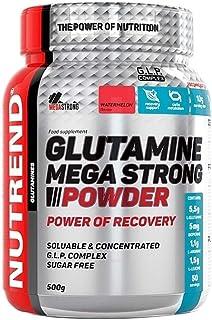 Nutrend Glutamine Mega Strong, Pear, 500g