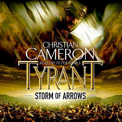 Page de couverture de Tyrant: Storm of Arrows