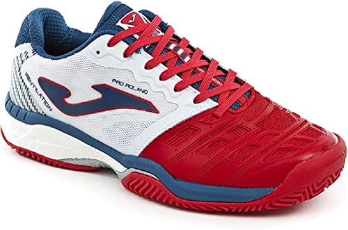 SPORTIME2 - Hauszapatos de Tenis de Sintético para Hombre blanco Bianco