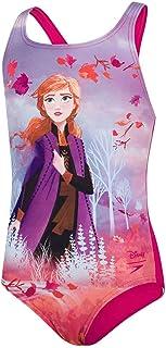 """Speedo Disney Frozen 2""""Anna"""" Digital Placement Medalist meisjes Badpak"""