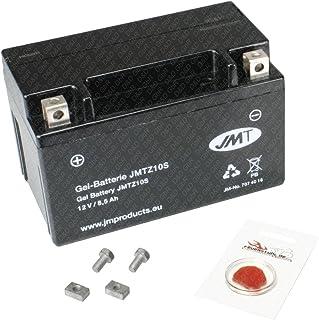 Gel Batterie für Suzuki AN 400 Burgman, 1999 2002 (AU), wartungsfrei, inkl. Pfand €7,50