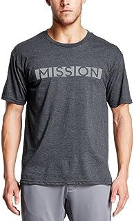Mission Men's Mission Bar Logo Graphic Tee