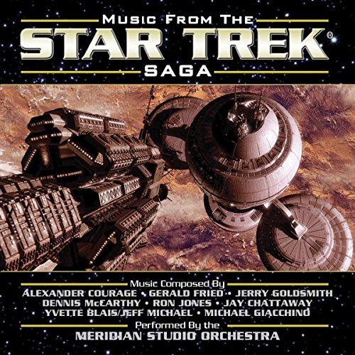 Music from the Star Trek Saga Vol.1