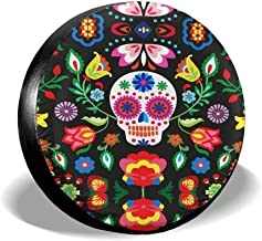 Best sugar skull spare tire cover Reviews