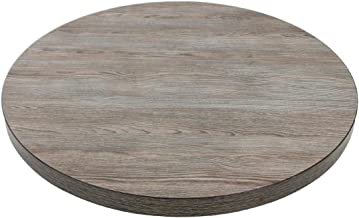 Tablero de madera de abedul redonda placa serigrafiada tablero multiplex de madera redonda
