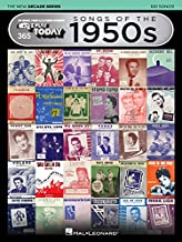 Songs of the 1950s - The New Decade Series: E-Z Play  Today Volume 365 (E-z Play Today - the New Decade)