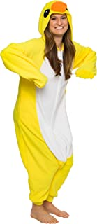 duck onesie costume