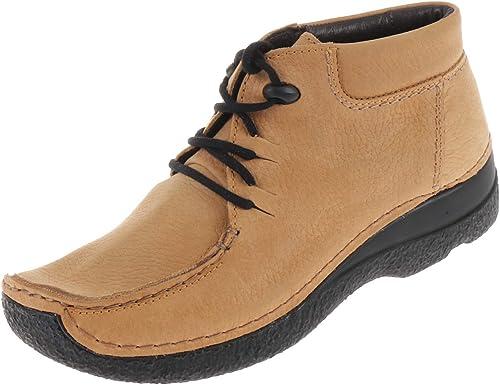 Wolky - botas de Cuero para Hombre marrón marrón 38 EU