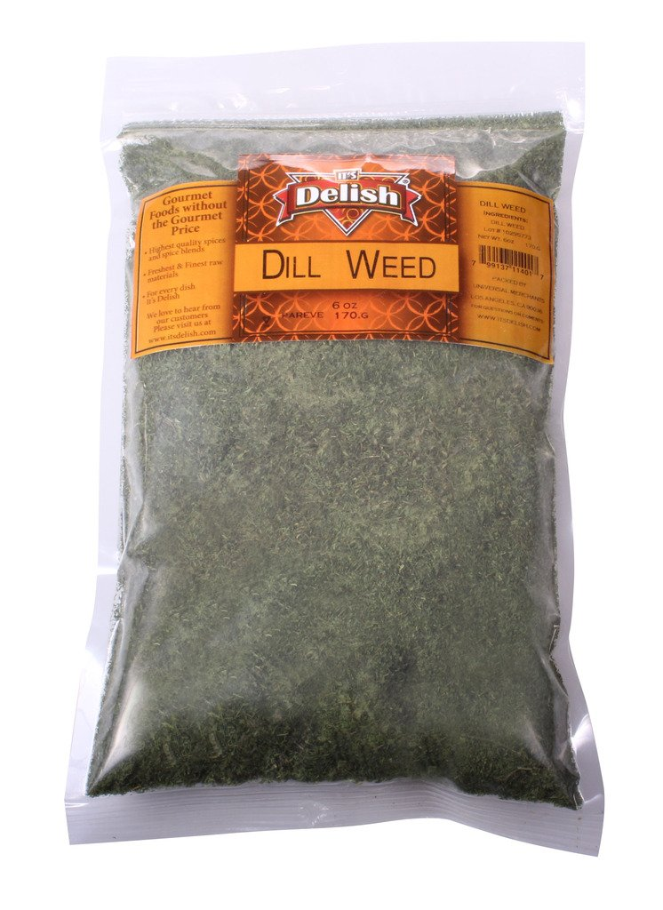 Gourmet Dill Weed by Delish All stores are sold It is very popular Its 10 lbs