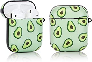 LKDEPO Airpods Cartoon Case Cover and Skin, PET Material IMD Technology Protective Cover Case Compatible for Airpods 1&2 (Cute Cartoon Doodle Pattern) (Designed for Kids Girl and Boys)