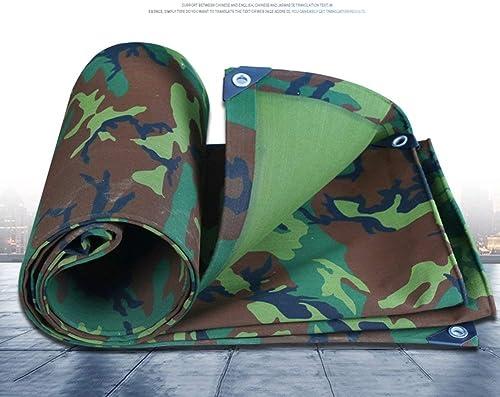 EU-14-Haucalarm Bache de Prougeection Pratique Tente extérieure bache de Camouflage Toile de Tente Solaire imperméable Toile de Toile de Tricycle Voiture Hangar Tissu Anti-Corrosion Anti-Corrosion