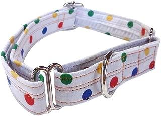Collar de Lunares para Perro. Collares Divertidos Martingale ...