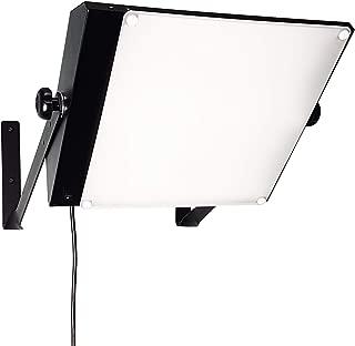 Northern Light Technologies Lite-up 10,000 lux Bright Light Therapy Light Box, Black