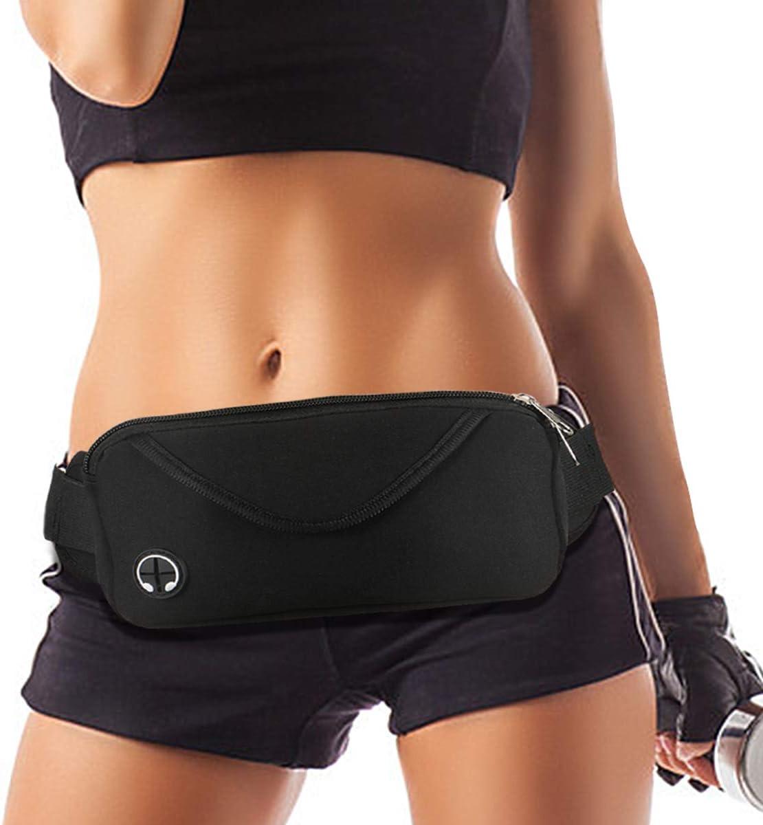 VASSN Superior Running Belt Waist Pack Lightwei Women shipfree Men Water Resistant