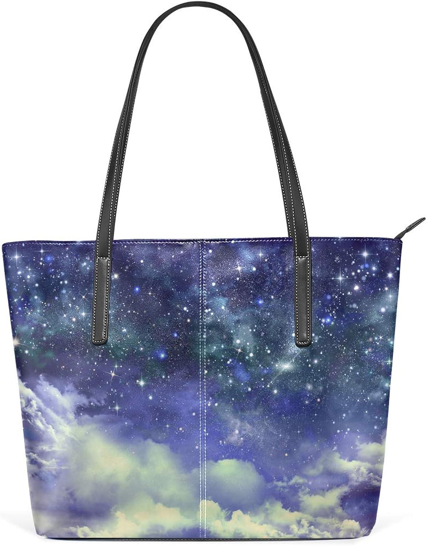 AMONKA , Damen Tote-Tasche Tote-Tasche Tote-Tasche Mehrfarbig mehrfarbig Large B07PSHMVD9  Luxus e51ba1