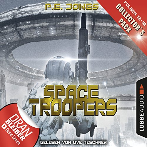 Space Troopers - Collector's Pack (Space Troopers 13-18) Titelbild