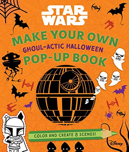 Star Wars: MakeYour Own Pop-Up Book: Ghoul-actic Halloween: DIY Pop-Up Book
