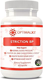 optimal health products striction bp