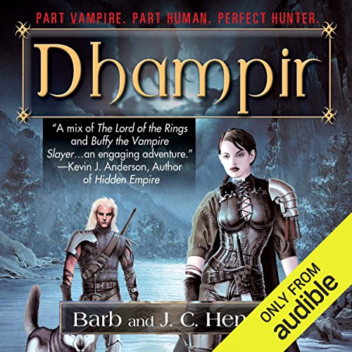 Dhampir cover art
