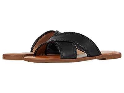 Jack Rogers Sloane X Band (Black) Women