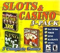 Slots & Casino 3-Pack (Keno, Slots, Cards) (輸入版)