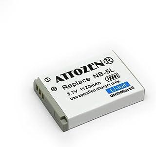 キヤノン NB-5L 互換バッテリー
