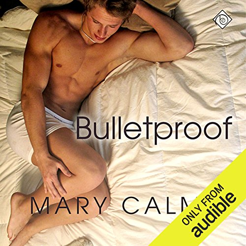 Bulletproof     A Matter of Time, Book 5              By:                                                                                                                                 Mary Calmes                               Narrated by:                                                                                                                                 Jeff Gelder                      Length: 7 hrs and 5 mins     471 ratings     Overall 4.4