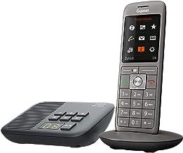 Gigaset CL660A – Schnurloses Telefon mit Anrufbeantworter und großem..