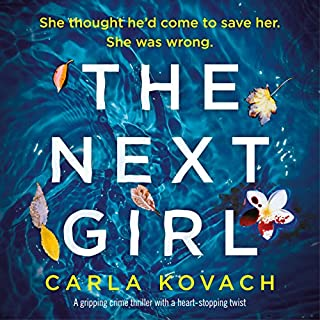 The Next Girl: Detective Gina Harte, Book 1 audiobook cover art