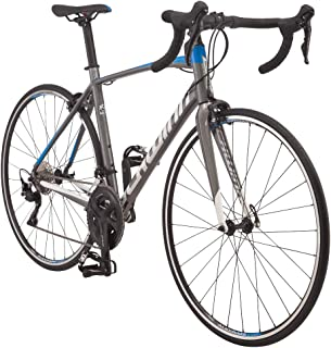 Schwinn Fastback AL 105 Performance Road Bike for Intermediate to Advanced Riders, Featuring 45cm/Extra Small Aluminum Frame, Carbon Fork