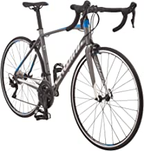 Schwinn Fastback AL 105 Performance Road Bike for Intermediate to Advanced Riders, Featuring 51cm/Medium Aluminum Frame, Carbon Fiber Fork