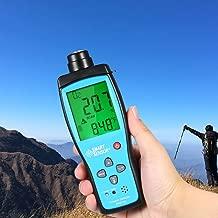 Oxygen Meter,Konnon Portable Air Quality Monitor Meter O2 Oxygen Temp Detector Analyzer Handheld Oxygen Tester