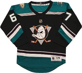 Outerstuff Anaheim Ducks Rickard Rakell Youth 25th Anniversary Replica Jersey