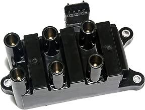 Brand New Ignition Coil set for Ford Mazda Mercury V6 3.9L 4.0L 4.2L 2.5L 3.0L 3.8L Compatible with C1312 DG485 FD498