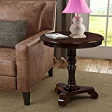 Convenience Concepts Classic Accents Talbot End Table, Espresso