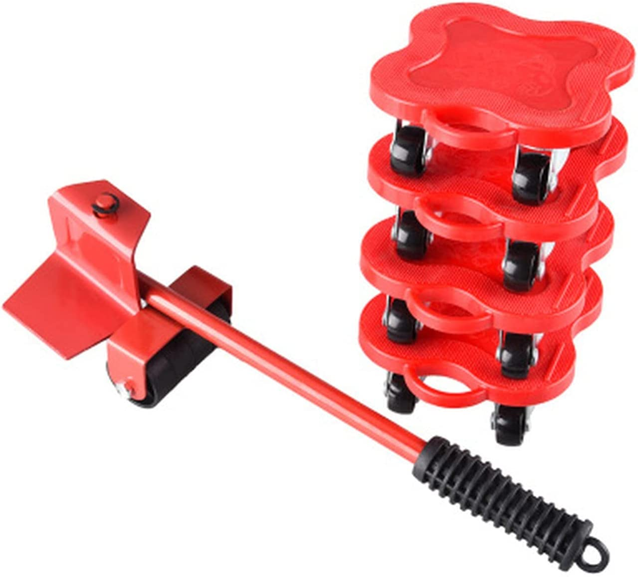 Popular product WWWFZS 5PCS Portable Furniture Mover Transport Kit H Super sale period limited Tool Lifter