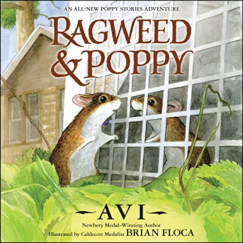 Ragweed and Poppy Audiobook By Avi cover art