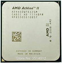 AMD Athlon II X4 640 3.0 GHz Quad-Core CPU Processor ADX640WFK42GM Socket AM3