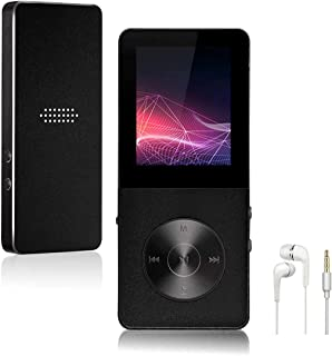 Sponsored Ad - Mp3 Player Widon 8GB Mp4 Music Player Built-in Speaker HiFi Shuffle A-B Playback Bookmark Variable Speed Me... photo