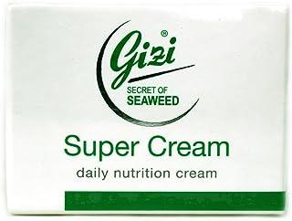 gizi ギジスーパークリーム スキンケアクリーム 9g × 12個セット 海藻と果実の天然成分配合 フェイスクリーム [海外直送品]