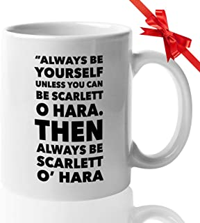 Romance Movie Coffee Mug Book Christmas Watches Collectibles Mugs Classic Dark Quotes Captain Cup For Funny Best Friend Girlfriend Boyfriend