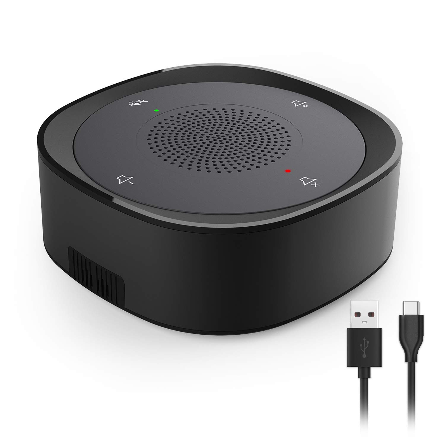 Speakerphone Microphone Conference Omnidirectional Touch Sensor