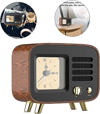 Pied de lit Pliant en Bambou pour Ordinateur Portable Wandisy Support de Bureau pour Ordinateur Portable avec Table r/églable