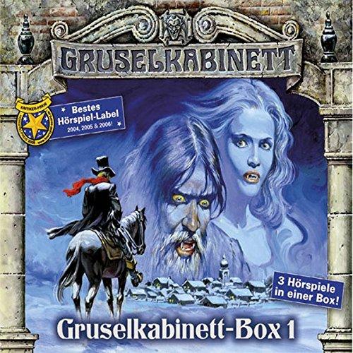 Gruselkabinett - Box 1 (Folge 1-3)