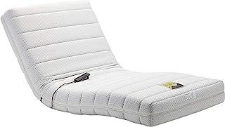 【フランスベッド】電動リクライニングマットレス ルーパームーブ1000W ホワイト色(2020年2月発売) Mセミダブル