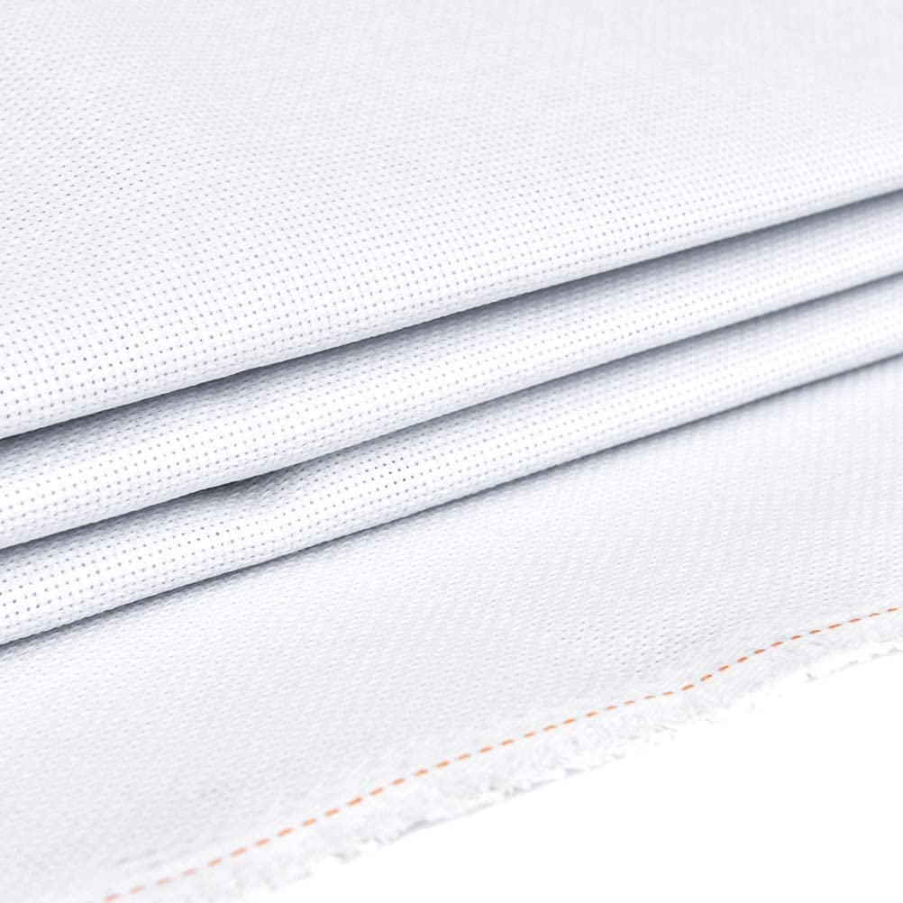 Fixed price for sale Bonroy 57 Over item handling ☆ by 39-Inch 18 Count Clo Stitch Cloth Cross Aida Fabric