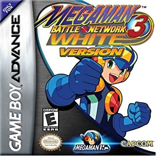 Mega Man Battle Network 3: White Version (Renewed)