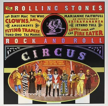 Vinyl Rolling Stones Rock And Roll Circus Book
