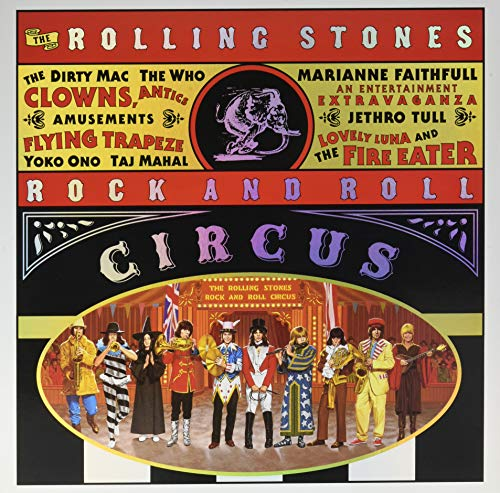 The Rolling Stones Rock And Roll Circus [Vinilo]